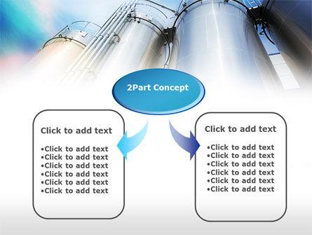 Oil Tank PowerPoint Template Slide 4