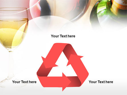 White Wine Degustation PowerPoint Template Slide 10