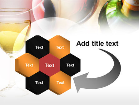 White Wine Degustation PowerPoint Template Slide 11