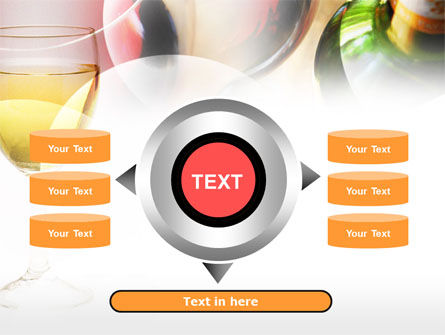 White Wine Degustation PowerPoint Template Slide 12