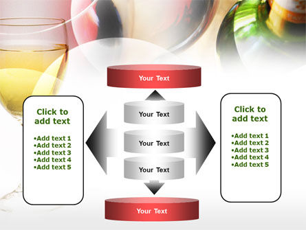 White Wine Degustation PowerPoint Template Slide 13