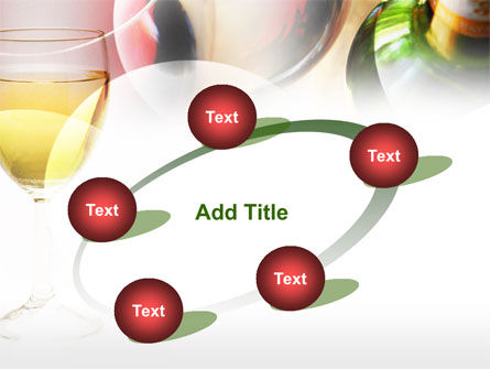 White Wine Degustation PowerPoint Template Slide 14