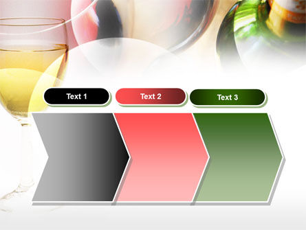 White Wine Degustation PowerPoint Template Slide 16