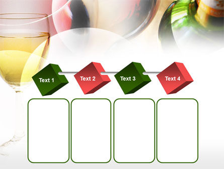 White Wine Degustation PowerPoint Template Slide 18