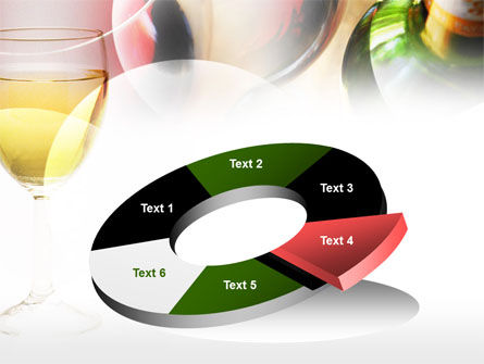 White Wine Degustation PowerPoint Template Slide 19