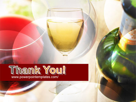 White Wine Degustation PowerPoint Template Slide 20