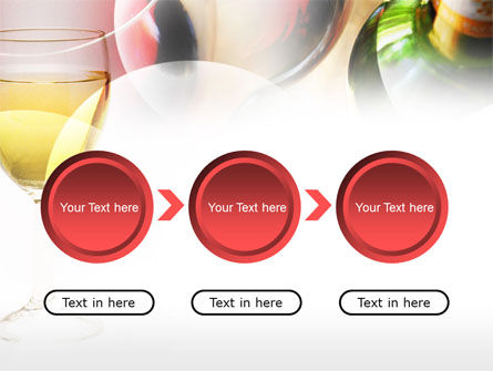 White Wine Degustation PowerPoint Template Slide 5