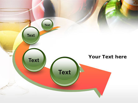 White Wine Degustation PowerPoint Template Slide 6