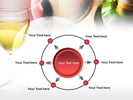 White Wine Degustation PowerPoint Template Slide 7