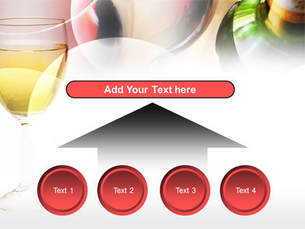 White Wine Degustation PowerPoint Template Slide 8