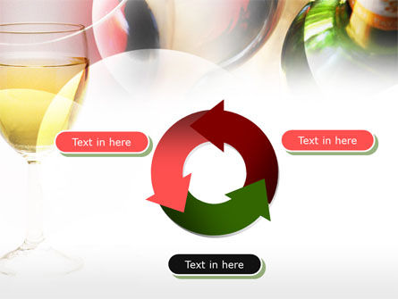 White Wine Degustation PowerPoint Template Slide 9