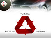 Muscle Car PowerPoint Template#10