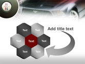 Muscle Car PowerPoint Template#11