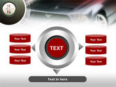 Muscle Car PowerPoint Template#12