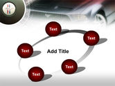 Muscle Car PowerPoint Template#14