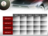 Muscle Car PowerPoint Template#15