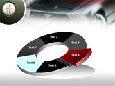 Muscle Car PowerPoint Template#19