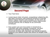 Muscle Car PowerPoint Template#2