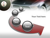 Muscle Car PowerPoint Template#6