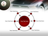 Muscle Car PowerPoint Template#7