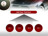 Muscle Car PowerPoint Template#8