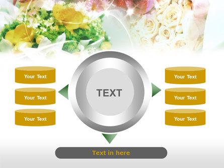 Flower Arranging Ideas PowerPoint Template Slide 12