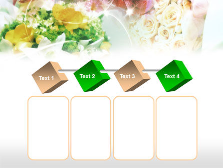 Flower Arranging Ideas PowerPoint Template Slide 18