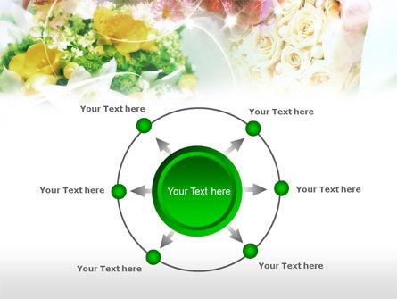 Flower Arranging Ideas PowerPoint Template Slide 7