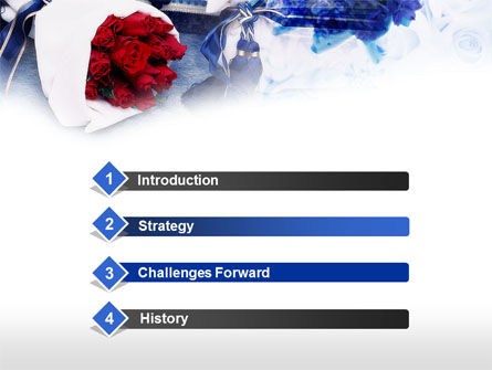 Flower Arrangement PowerPoint Template Slide 3