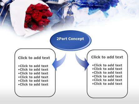 Flower Arrangement PowerPoint Template Slide 4