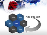 Flower Arrangement PowerPoint Template#11
