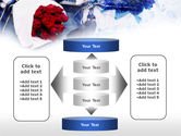 Flower Arrangement PowerPoint Template#13