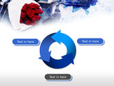 Flower Arrangement PowerPoint Template#9