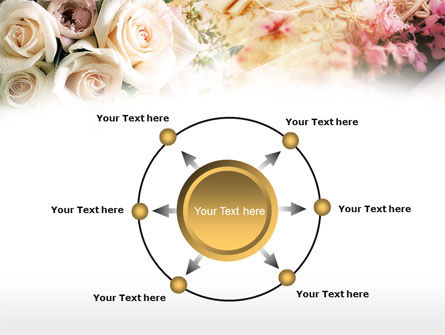 Wedding Preparation PowerPoint Template Slide 7