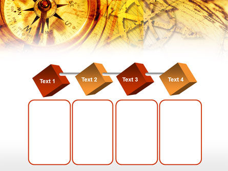 Ancient Compass PowerPoint Template Slide 18