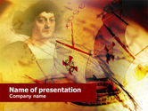 Holiday/Special Occasion: Columbus PowerPoint Template #00621