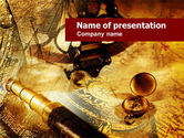 Education & Training: Navigation Tools PowerPoint Template #00622