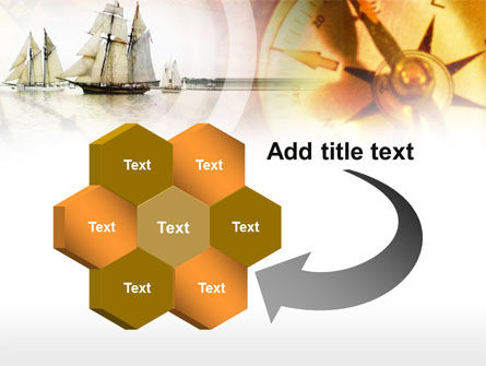 Ancient Ship PowerPoint Template Slide 11