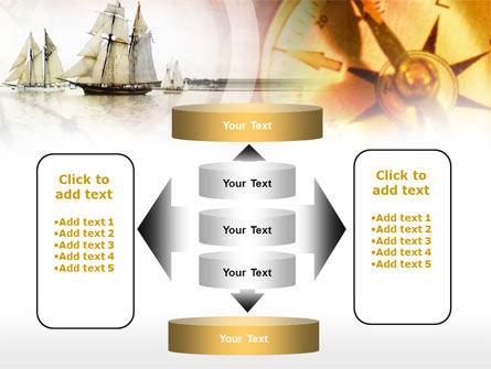 Ancient Ship PowerPoint Template Slide 13