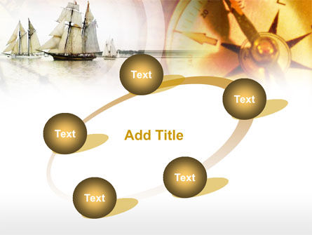 Ancient Ship PowerPoint Template Slide 14