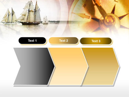 Ancient Ship PowerPoint Template Slide 16