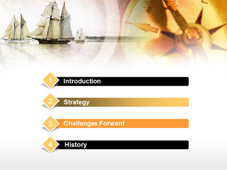 Ancient Ship PowerPoint Template Slide 3