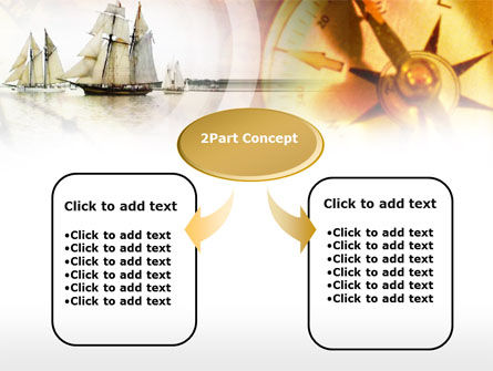 Ancient Ship PowerPoint Template Slide 4
