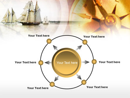 Ancient Ship PowerPoint Template Slide 7