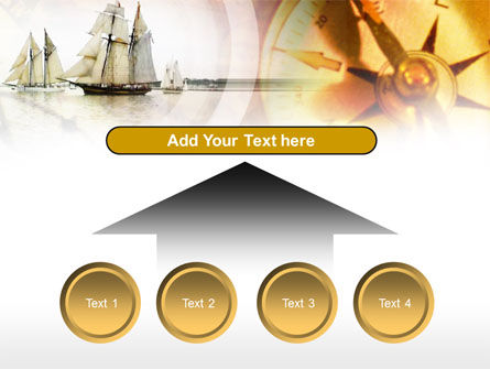 Ancient Ship PowerPoint Template Slide 8