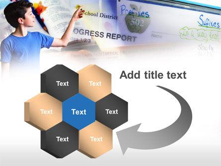 Advances in School PowerPoint Template Slide 11