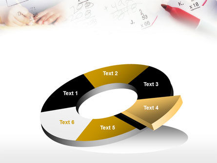 School Tests Results PowerPoint Template Slide 19