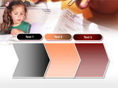 Teaching Visually Impaired Children PowerPoint Template#16