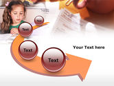 Teaching Visually Impaired Children PowerPoint Template#6