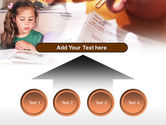 Teaching Visually Impaired Children PowerPoint Template#8